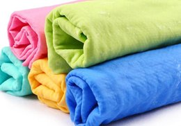 Grooming Towels NZ - Dog Cat Super Absorbent Towel PVA Material Pets Bath Towels Dogs Cats Grooming Products Pet Dog Cleaning Towel