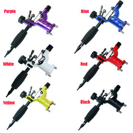 Wholesale Dragonfly Rotary Tattoo Machine Shader Liner Rotary Gun Assorted Tatoo Motor Gun Kits Supply For Artists FM88