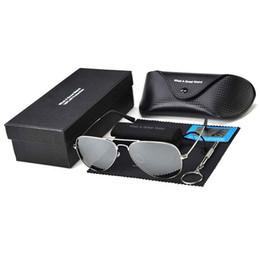 $enCountryForm.capitalKeyWord UK - Luxury Pilot Sunglasses Mens Anti-Reflective Metal Mirror Big Frame Fishing Designer Sun Glasses Vintage Male Sexy Sunglasses
