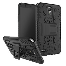 lg stylo plus case Canada - Kickstock Tough Armor Cover For LG G6 Q6 Stylo 3 Stylo 3 Plus 2017 V30 Plus V30S ThinQ Rugged Combo Hybrid Bracket Impact Holster Cover Case
