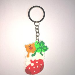 China Ball Lighting Australia - Make Your Own Logo Metal 3D Key Chain Parts, Wholesale PVC Souvenir Custom Keychain Manufacturers In China