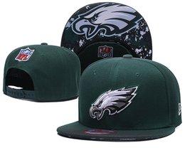Comercio al por mayor Top Philadelphia Ajustable Bordado águila Snapback  Sombreros al aire libre Verano de los hombres Gorras de baloncesto Viseras  de sol ... a0049294ca1