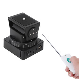 Motorized caMeras online shopping - YT Remote Control Motorized Pan Tilt Head for Extreme Camera Wifi Camera and Smartphone