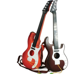 Guitars online shopping - Musical Educational Toy Guitars Strings Instrument Guitar Children Toy Gift Multi Color tf C R