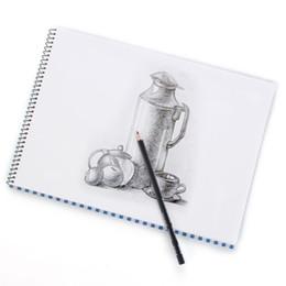 Ezone 1 StÜck Spirale Buch Coil Notebook Gefüttert Dot Blank Grid Papier Journal Tagebuch Sketch Für Schule Bürobedarf Schreibwaren Office & School Supplies