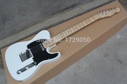 $enCountryForm.capitalKeyWord Canada - Chinese musical Instruments Factory custom 2015 New white TL electric guitar black Pick Guard free shipping 412
