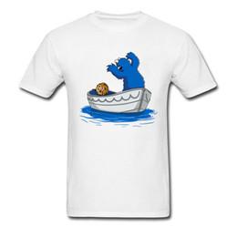 5784667cd Man Top T-shirts Life Of Cookie Monster 3D Printed Tees 100% Cotton Short  Sleeve Printed Cartoon Tshirt Shirt Summer Top Quality