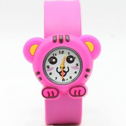 2018 Fashion Small Children Watch Kids Girls Boys Clock Child Wristwatch Quartz Steel Watch Wrist For Girl Boy Simple Gifts For Fast Shipping Watches