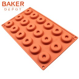 $enCountryForm.capitalKeyWord UK - silicone bakeware moulds 18 mini donuts chocolate mould biscuit cake molds SCM-001-1