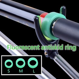 $enCountryForm.capitalKeyWord Australia - Free Fishing,Circular Silicon Rubber O Type Ring Rod Check Ring Fluorescent Anti Slip Ring, Elastic Competitive , Fishing Accessories