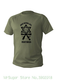 $enCountryForm.capitalKeyWord Canada - T Shirt Mens Dry Fit Short Sleeve Green Olive Israel Material Arts Krav Maga New New Man Design T-shirt Print