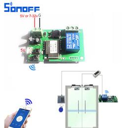 $enCountryForm.capitalKeyWord NZ - Sonoff Wifi Switch Wireless Relay Module Smart Home Automation for Computer Access Dc5V 12v 24v 32v Inching Self-Locking IOS