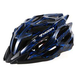 $enCountryForm.capitalKeyWord NZ - Moon Adult Road Bike Helmet Adjustable Sport Cycling Helmet Road Bicycle MTB Cycling Bike Mountain Sports with Visor