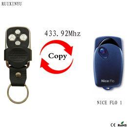$enCountryForm.capitalKeyWord Australia - NICE FLO 1 Universal Remote Control Transmitter Garage Door Gate Fob
