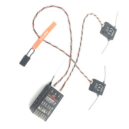 Vente en gros Spektrum AR9020 de XPlus Récepteur DX7 DX18 DX10t DX8 DX9 SPMAR9020