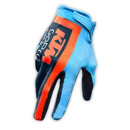 $enCountryForm.capitalKeyWord UK - 2018 KTM Bike Cycling Gloves Full Finger Gel Padded Outdoor Sports Bicycle Glove Motorcycle Racing Gloves Guantes ciclismo C2205