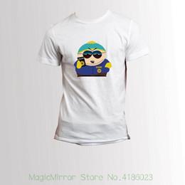 d7f14002d South Park Clothing Canada - South Park Cartman Police Man Funny T-shirt  Tee T