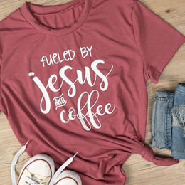 27696b3b1a9 Printed t shirts jesus online shopping - 2018 Women Summer Basic Red Tee By  Jesus And