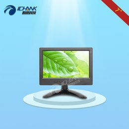 Wholesale ZB070JN inch x600 AV VGA HDMI signal portable mini Raspberry Pi medical microscope monitor LCD screen display