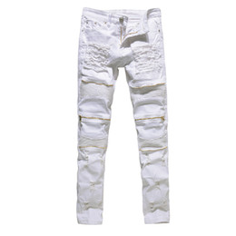 504e206aa0 Füße der neuen Männer der Art und Weise des Verkaufs heißen die neuen  kurzen Hosen des Frühlinges und des Sommers männliche Jeans des  Reißverschlusses ...