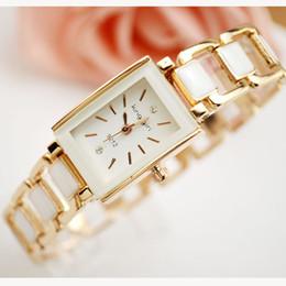 Discount jh watches Fashion, Rectangular Watch, Female Version, Korean Version, Simplified Middle School Girl Bracelet Watch, Girl's Ne