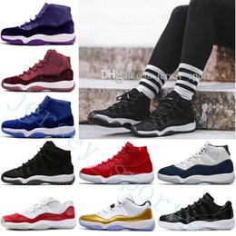 $enCountryForm.capitalKeyWord Australia - New Gym Red GS Midnight Navy WIN LIKE 82 96 11 Basketball Shoes hot sale Men original Sneakers Boots Weaving 11S Boots Cheap online for sale