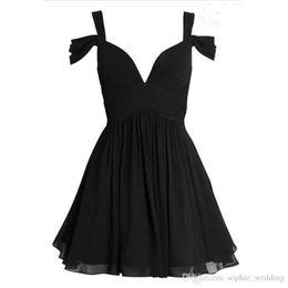$enCountryForm.capitalKeyWord UK - Cute Homecoming Dresses 2017 New Short Prom Dress Sexy Sweetheart Spaghetti Straps Summer Mini Gowns Hot Sale