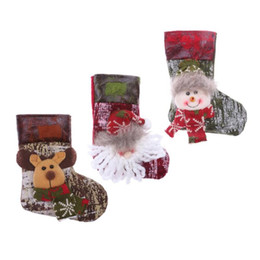 $enCountryForm.capitalKeyWord UK - Christmas Stocking Gift Bag Noel Reindeer Santa Claus Snowman Socks natal Xmas Tree Candy Ornament Gifts Decorations new year free shipping