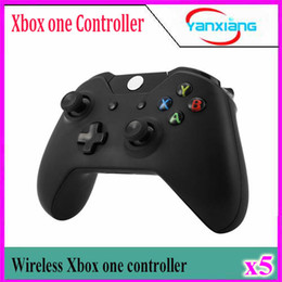 games for xbox one NZ - 5pcs XBox One Wireless Game Controller For XBox One Gamepad Joystick Joypad XBox One With Retail Package YX-ONE-01