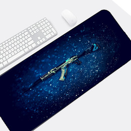 $enCountryForm.capitalKeyWord NZ - Congsipad Super Big Large Size Table Mat Mouse Pad for Gamer and Guns Lovers Locked Edge High Quality Rubber Cs Go Desk Mats