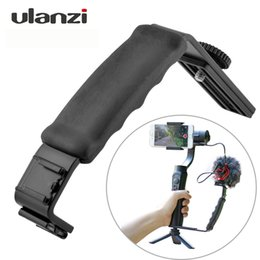Discount handheld gimbal for smartphone - In Stock! L Mic Land for Zhiyun Smooth Q 3-Axis Handheld Smartphone Gimbal Stabilizer Portable Tripod Stand
