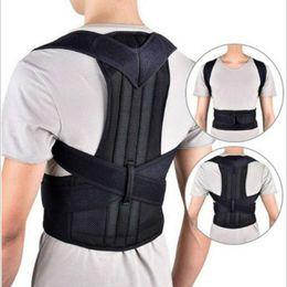 fcb15b85f48c9 Back Posture Corrector Shoulder Lumbar Brace Spine Support Belt Adjustable  Adult Corset Posture Correction Belt Body Health Care
