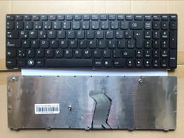 Lenovo Keyboards For Laptop Australia - Laptop For Lenovo B570 Z570 Black TR Turkish Keyboard