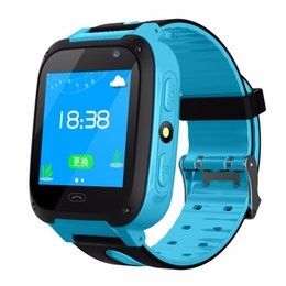 Screens For S4 UK - G36M-S4 Children Smart Watch 1.44 Inch Touch Screen SOS Emergency Alarm Camera Anti-Lost Watch For Kids Safe