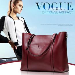 Multi Color Ladies Handbags NZ - 2017 Genuine Leather Bags Ladies Real Leather Bags Women Handbags High Quality Tote Bag for Women Black Red Yellow Fashion Bag