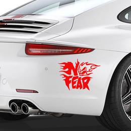 $enCountryForm.capitalKeyWord NZ - No Fear Flaming Skull Logo JDM Car Truck Window Laptop Vinyl Decal Sticker