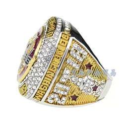 Fans best online shopping - Washington Capital s Stanley Cup Championship ring Fan BEST Gift size8
