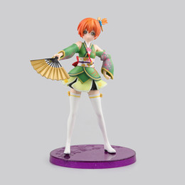Japanese loves toys online shopping - Action figure Love Live Rin Hoshizora wave sexy kimono lovely cute cm box packed japanese figurine anime160577