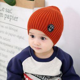 141324443b924 Baby Crochet Hats Cute Baby Girl Soft Knitting Hedging Caps Autumn Winter Warm  Cap For Newborn Santa Gift ox Horn Animal Hat
