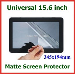 "$enCountryForm.capitalKeyWord NZ - 5pcs 15.6"" Matte Protective Film for Laptop PC LCD Monitor Universal Anti-Glare Screen Protector 15.6 inch Size 345x194mm"