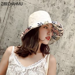 $enCountryForm.capitalKeyWord Australia - Fashion Sun Hat For Women ladies Summer Hats for women Vintage Elegant Solid Polyester free shipping