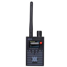 wireless spy bug camera 2019 - Anti-Spy Wireless RF Signal Detector GPS Detector Bug Wireless Camera GSM Device Finder Scanner Ultra-high Sensitivity A