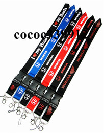 China car logo CHEVROLET Lanyard Keychain Key Chain ID Badge cell phone holder Neck cell phone Strap free shipping suppliers