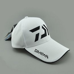 6e826518120 Daiwa Cap Australia - Summer Man Women Adjustable Fishing Hat Daiwa  Japanese Japan Sunshade Sport Baseball