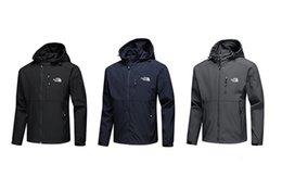 Moda de Nova mens jaquetas de grife de Manga Longa windbreaker windrunner Homens Zipper Jaqueta À Prova D 'Água face norte Casaco com capuz casacos de roupas venda por atacado