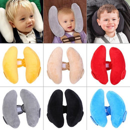 Baby Protector Summer Infant Cradler Car Seat Cover Head Protection Pillow