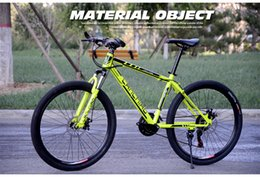 Road Cycling Speed NZ - Standard Adults mountain bike 21 speed High Carbon frame Gear shift 26 Inch shock absorber Double Disc Brakes Bicycles Road Cycling Riding