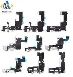 Wholesale iphone 5c charging port for sale - Group buy For iPhone c s s plus s plus Charger Charging port Dock USB Connector Data Flex Cable Headphone Jack Flex Ribbon
