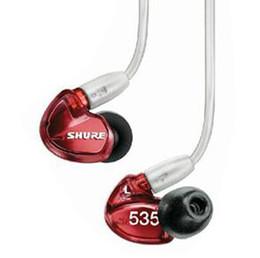 $enCountryForm.capitalKeyWord UK - Shure SE535 In-Ear HIFI Earphones Noise Cancelling Headsets balanced armatured headphone