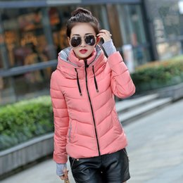 5d4928918a80e Women Winter Jacket Parka Thicken Outerwear Female Coats Hooded Design  Cotton-padded Plus Size Chaqueta Invierno Warm Tops MZ709 S18101506